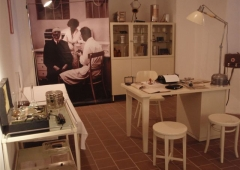 Exhibition of the office of the spa doctor