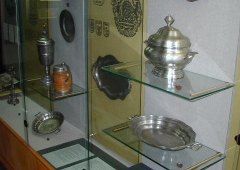 Products of tinners, baroque, Karlovy Vary