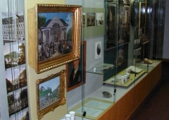 Exhibition of the history of Karlovy Vary